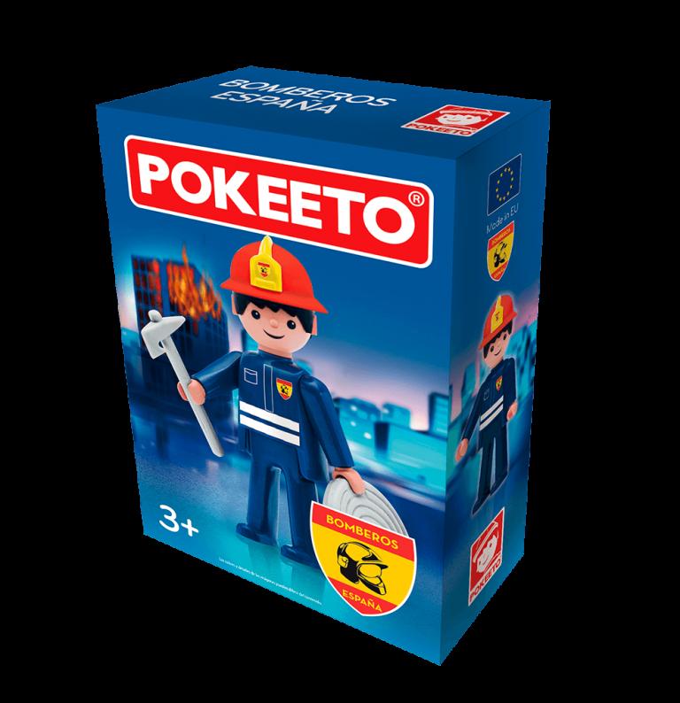 Bomberos España caja