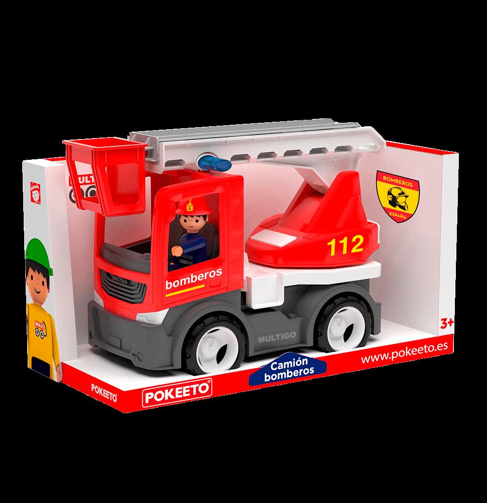 Camión Bomberos España