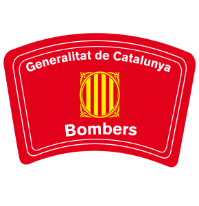 Escudo Bombers Catalunya