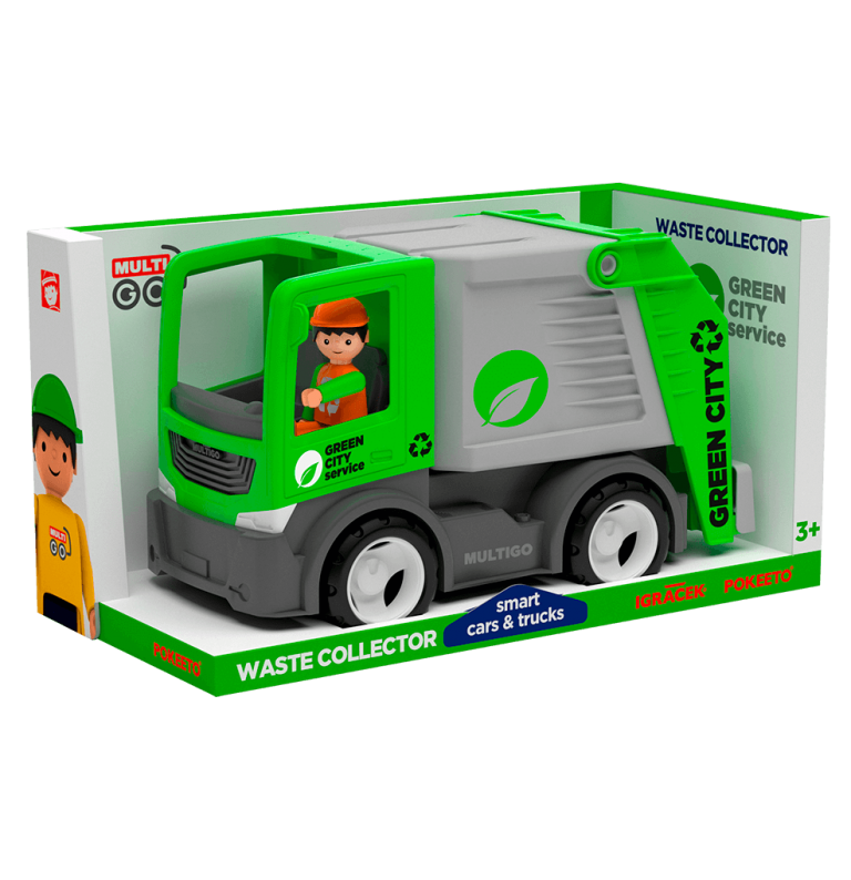 Camión Basuras