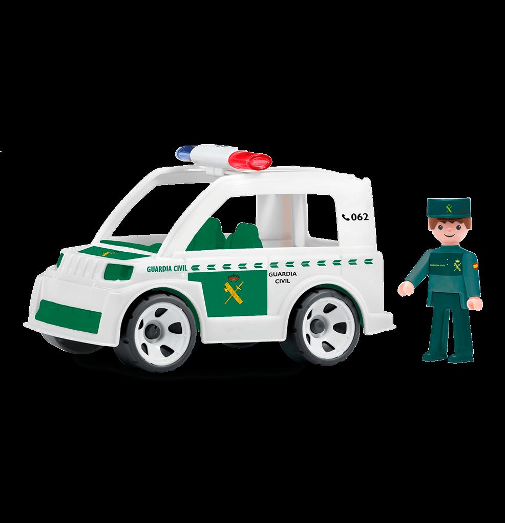 Vehiculo Guardia Civil
