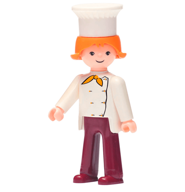 Pokeeto Cocinera