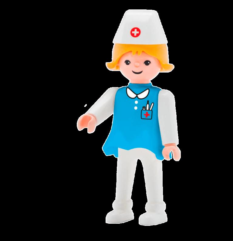 Pokeeto Enfermera