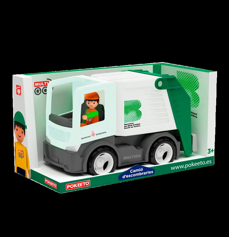 Camió Escombraries
