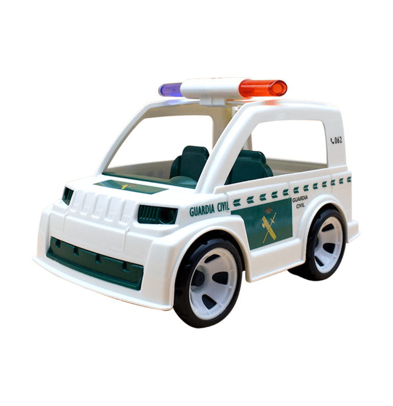 Coche Guardia Civil 1