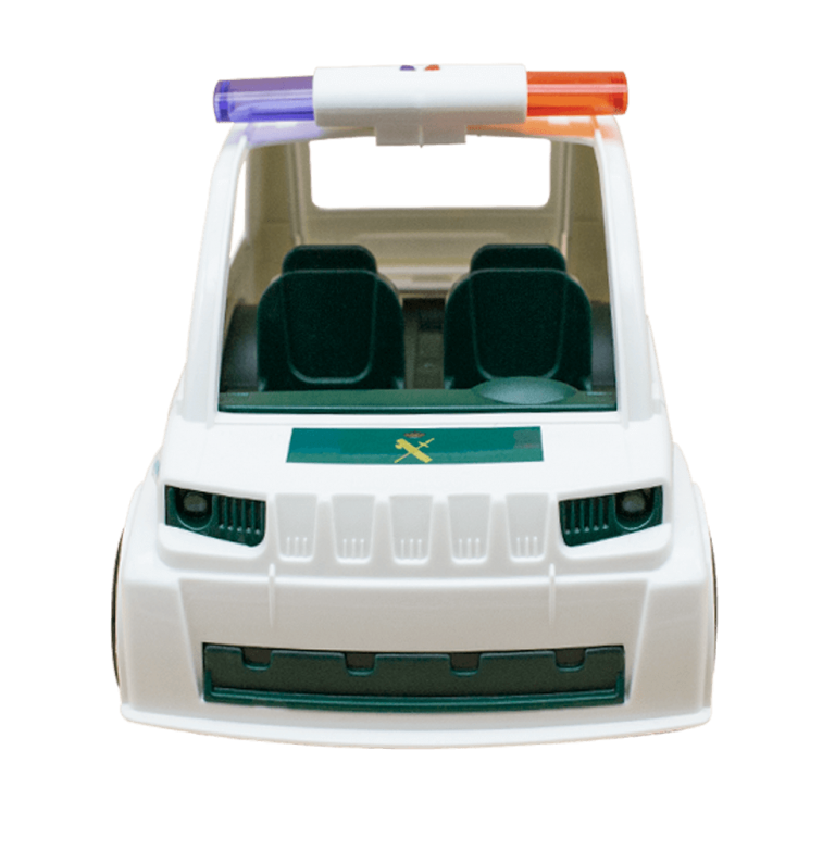 Coche Guardia Civil 2