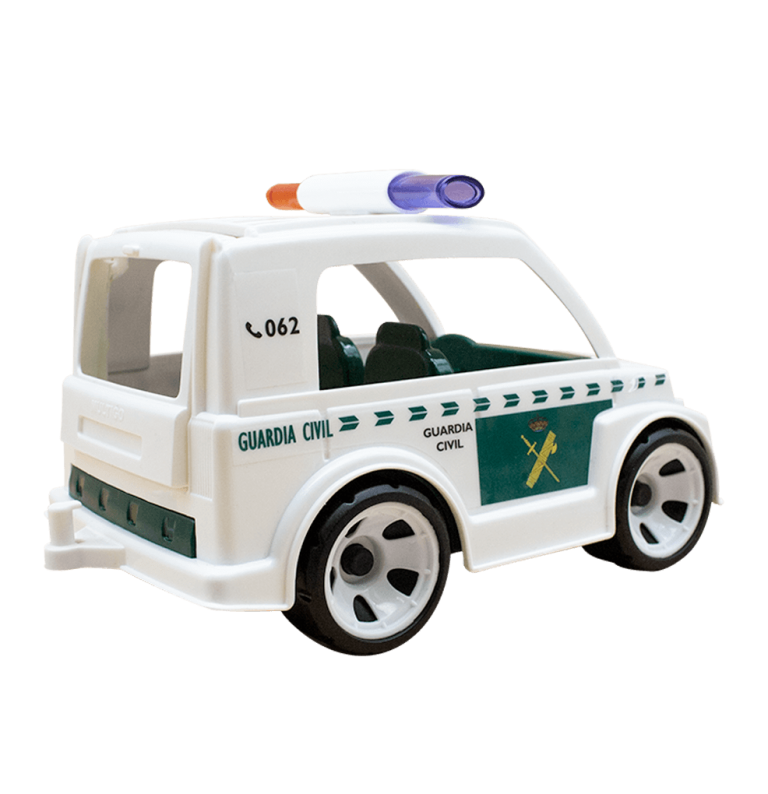Coche Guardia Civil 3
