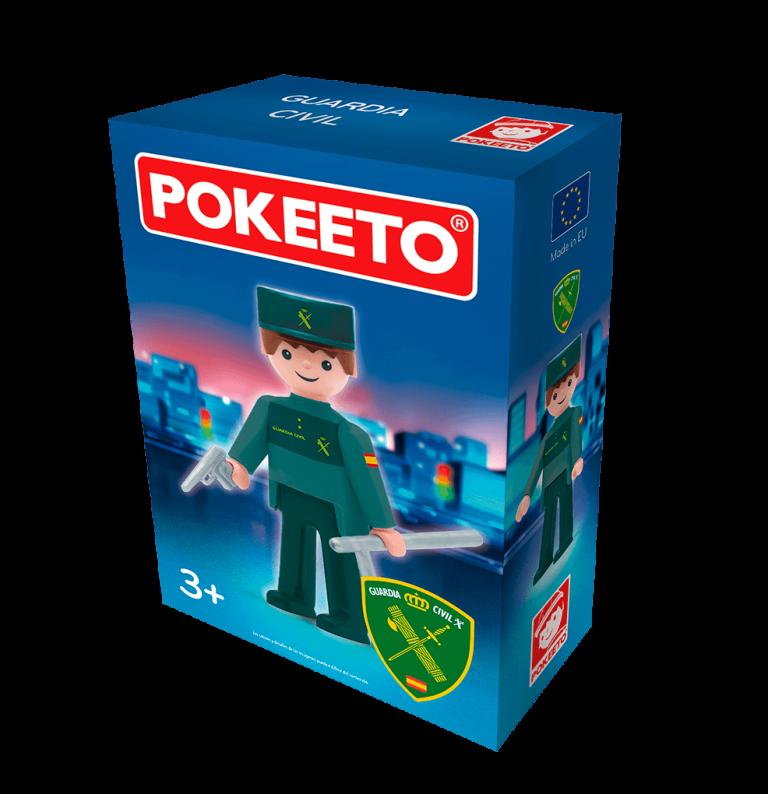 Guardia Civil H caja