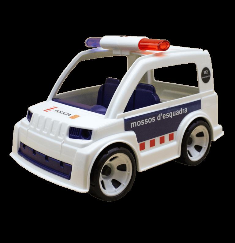 Mossos coche 1
