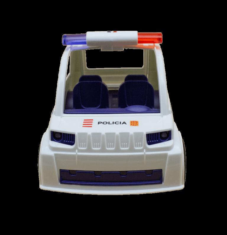 Mossos coche 3