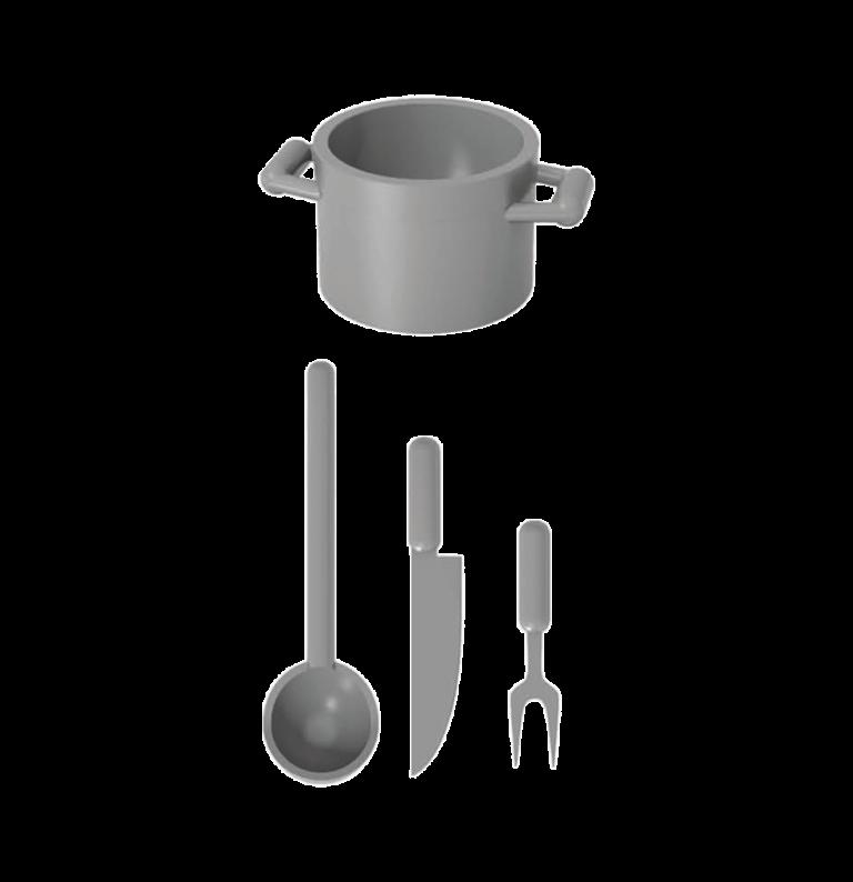 Accesorios Cocinero