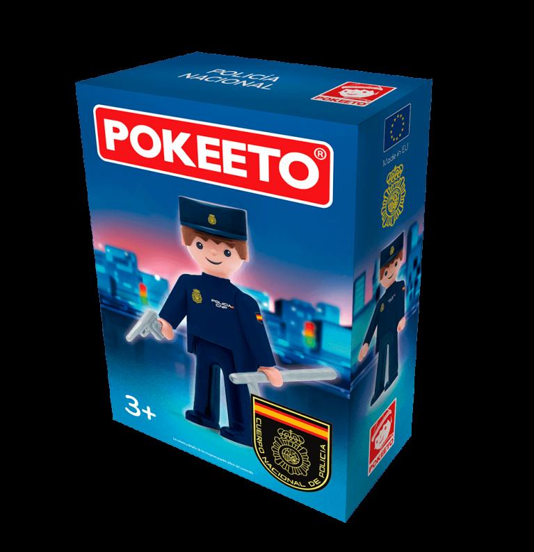 Policía Nacional caja