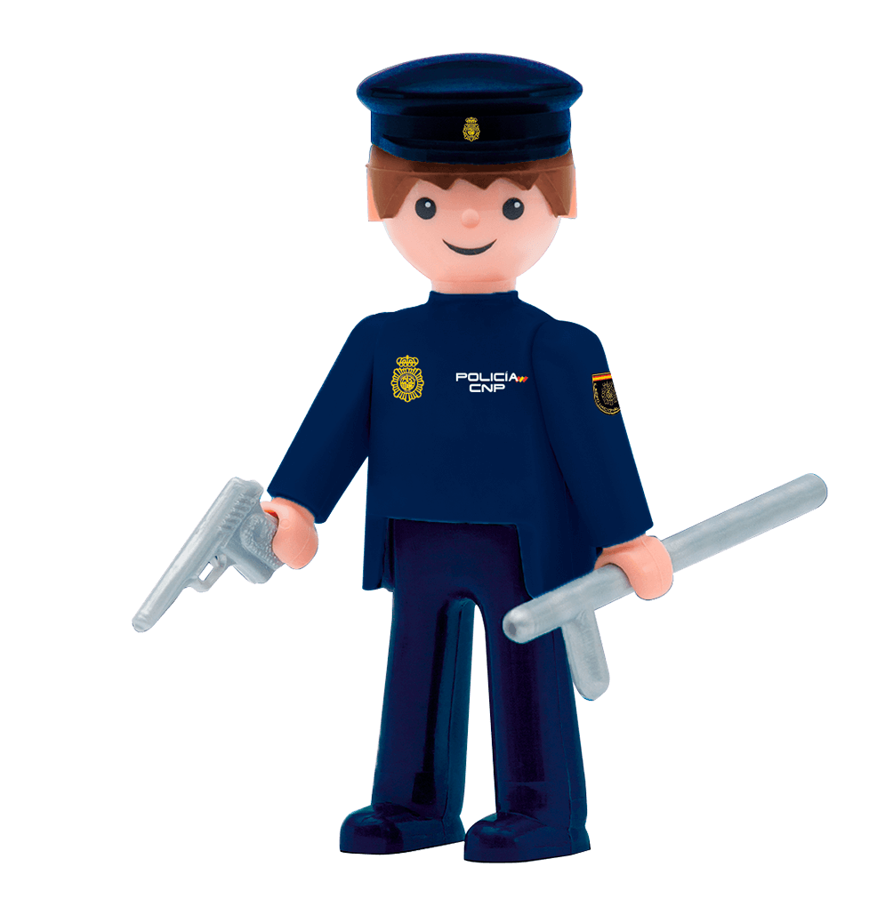Pokeeto Policia Nacional