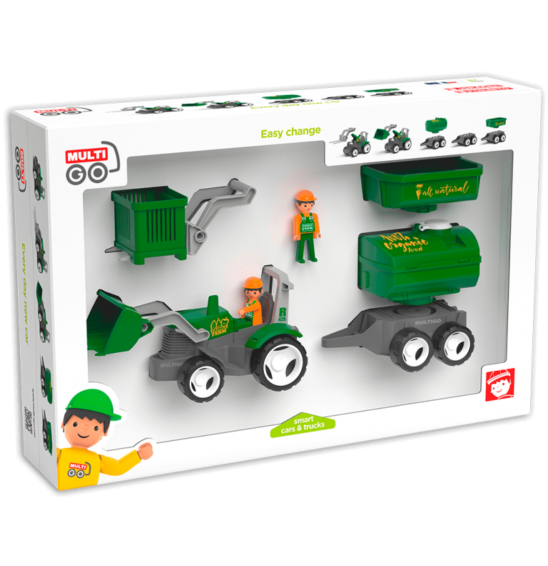Set Tractor